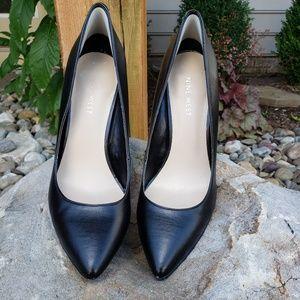 Nine West Black Heels - Size 7.5M